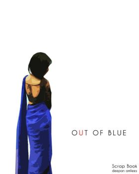 Out of Blue  by Deepanamliees