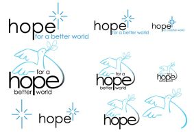 Hope for a better world by DesignersJunior