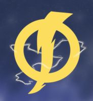 Static Shock Symbol by RabidRaccon