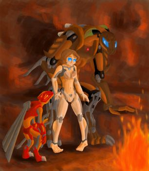 BG 2: We're all Mutants by Saronicle