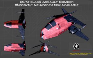 Blitz-class Assault Bomber ortho [New] by unusualsuspex