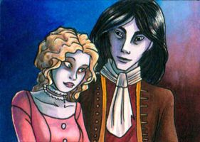 ATC Claris and Leland for tem by lizspit