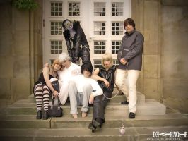 Connichi: Death Note by layann