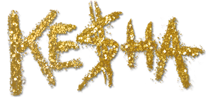 The Ke$ha Logo in PNG by Er1end
