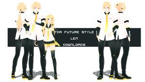 cOLLOBDL:TDA FUTURE STYLE LEN by ThisisKENZ