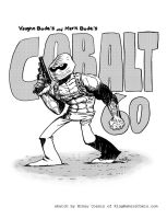 Cobalt60 copyright Mark Bode by mikey-c
