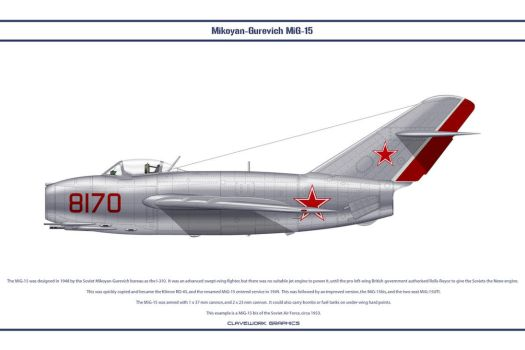 MiG-15 USSR 3 by WS-Clave