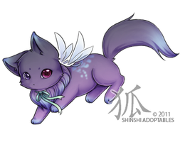 Gracious-Star : Ai by ShinshiAdoptables