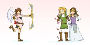 Pulmonary Archery by Inyuo