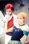 Frozen: Hans and Anna by ferpsf