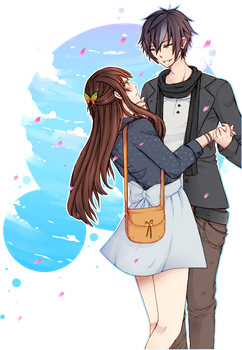 [SiBiS] Let's go on a date! by cytes