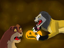 Halloween Contest Entry by Strayhowl