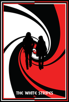 The White Stripes Poster by GabeRios