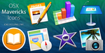 OS Mavericks Icons by MrWhiteEye