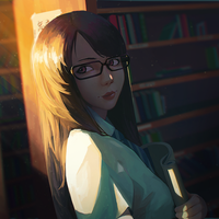 Library by GUWEIZ