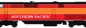 Southern Pacific P42 by AWVR8888