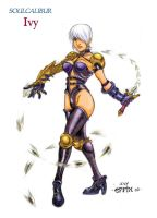 Soulcalibur - Ivy by effix35