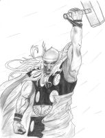 Thor by TheSleeperAwakes