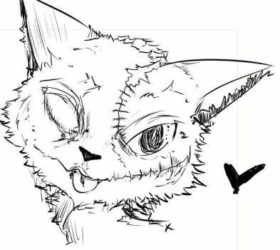Just a quick sketch  by Laftutia