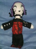 Obscuras doll finished commission by Sabretooth-Fox