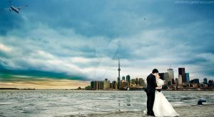 Toronto Wedding by demi2004