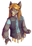 Commission for Eryk #01 by Felidre