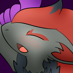 Commission - Zoroark Owo by ZinZoa