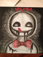 Yum by GrimKreaper