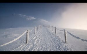 Winter scenery... 12 by PawelJG