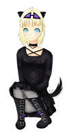 CS: Mello-chan by rainbownote