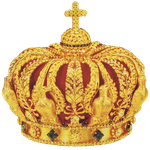 Imperial crown of Napoleon III by lolotte10