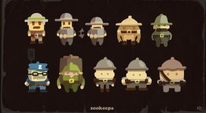 Zookeepa concepts 1 by hision