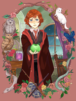 Ron weasley by bbcchu