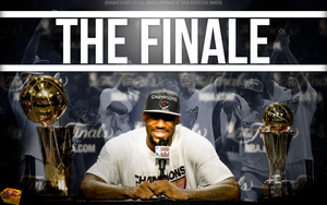 NBA Finals: Game 5 by TheHawkeyeStudio