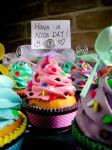Confetti Faux Cupcakes 05 by CreativeAbubot