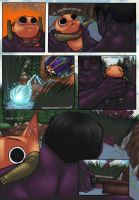 Teemo's Messed Up Trip part.3 by thanekats