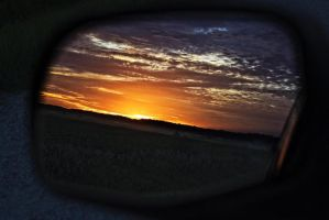 Sunset closer than the appear2 by cthacker