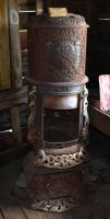STOCK - Antique Stove by jocarra