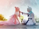 For You My Princess by PinkJusticeCosplay