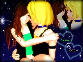 MMD-I love you [NeroXTania] by TaniaVocaloid