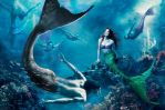 The little mermaid my version by Dreamingwithwakeup