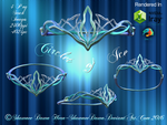 Circlet of Ice--Free Stock by ShawneeDawn