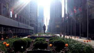 Michigan Ave by Jamesbaack