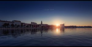 Good Morning Split by geckokid