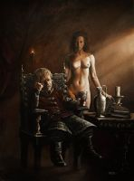 Tyrion lannister by Nordheimer