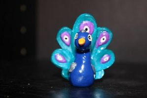 lil peacock by lyca777