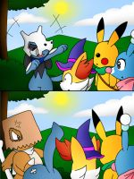 Don't Mess With The Cubone Skull by DarkrexS