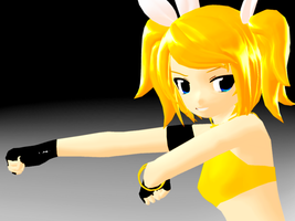 MMD - Animasa Summer Rin DL by YellowDesuCake