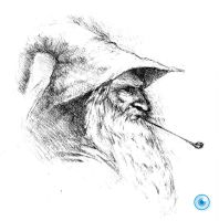 Gandalf by Demacros