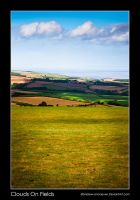 Clouds on Fields by Andrew-and-Seven